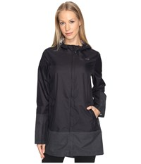 Lole Stratus Jacket Black 1 Women's Coat