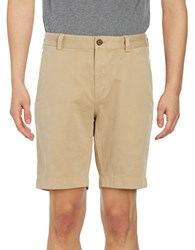 Baffin Stretch Cotton Chino Shorts Navy