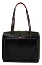 Lodis Audrey Under Lock And Key Organizer Tote Black