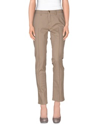 Jeckerson Casual Pants Camel