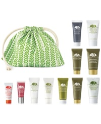 Choose A Free 4 Pc. Gift With Any Origins Skincare Purchase
