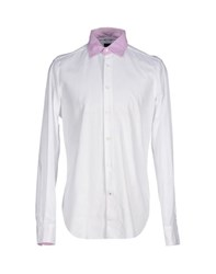 Jacob Cohen Jacob Coh N Shirts Shirts Men White