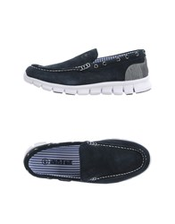 Armata Di Mare Footwear Moccasins Men Dark Blue
