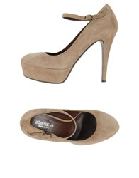 Alternativa Footwear Courts Women Khaki