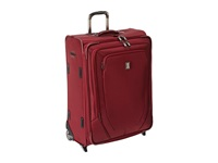 Travelpro Crew 10 26 Expandable Rollaboard Suiter Merlot Luggage Red