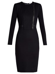 Max Mara Edro Dress Navy