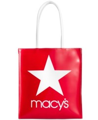 Macy's Mini Tote Only At Red