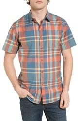 Billabong Men's Hyde Plaid Woven Shirt