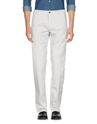 Fradi Casual Pants Light Grey