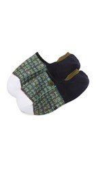 Stance Lady Snakes Invisible Socks Navy