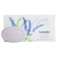 Crabtree And Evelyn Triple Milled Lavender Soaps 3 X 85G