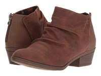 Blowfish Stood Up Whiskey Draped Micro Rocksteady Pull On Boots Brown