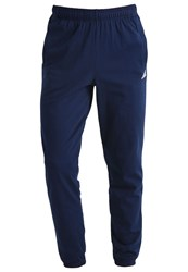 Adidas Performance Tracksuit Bottoms Collegiate Navy White Dark Blue