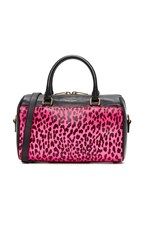 Wgaca What Goes Around Comes Around Ysl Classic Baby Duffel Bag Previously Owned Pink Black