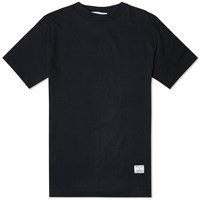Mki Miyuki Zoku Mki Heavyweight Made In Usa Cotton Tee Black