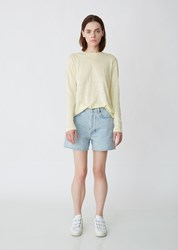 Acne Studios Light Blue Shorts Light Blue