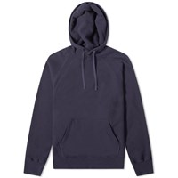 Engineered Garments Raglan Hoody Blue
