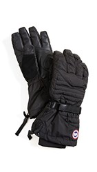 Canada Goose Arctic Down Gloves Black