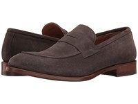 Gordon Rush Daniel Grey Men's Slip On Shoes Gray