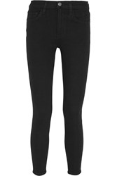 Current Elliott The High Waist Stiletto Skinny Jeans