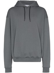 Martine Rose Melrose Classic Hoodie Grey