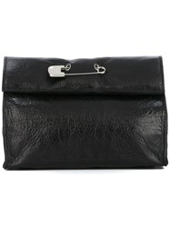 Sonia Rykiel By 'Sonia' Clutch Black