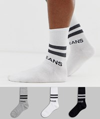 Pepe Jeans Rib Socks 3 Pack Multi
