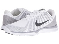 Nike In Season Tr 6 White Anthracite Wolf Grey Stealth Women's Cross Training Shoes Gray