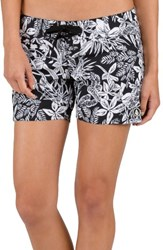 Volcom Women's Branch Out Board Shorts Black