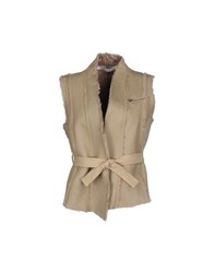 Kaos Coats And Jackets Jackets Women Khaki