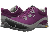 Ahnu Sugarpine Royal Magenta Women's Hiking Boots Purple