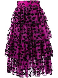 Christopher Kane Leopard Spot Skirt 60