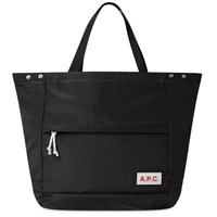 A.P.C. Protection Tote Bag Black