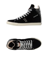 Lambretta High Tops And Trainers Black
