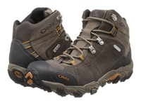 Oboz Bridger Bdry Sudan Men's Hiking Boots Tan