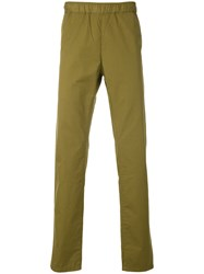 Homecore Draw Trousers Green