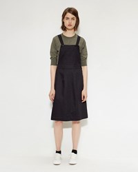 Mhl By Margaret Howell Apron Dress Navy