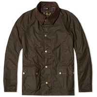 Barbour Ashby Jacket Green