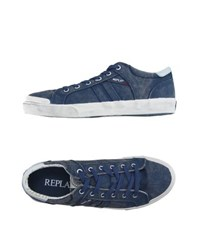 Replay Footwear Low Tops And Trainers Men