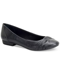 B.O.C. Henley Flats Women's Shoes Black