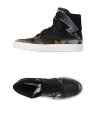 Frankie Morello High Tops And Trainers Black