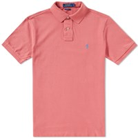 Polo Ralph Lauren Slim Fit Red