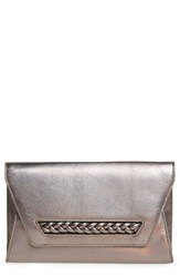 Vince Camuto 'Zinya' Leather Hand Strap Clutch