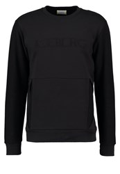 Iceberg Sweatshirt Black