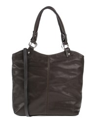 Jean Louis Scherrer Handbags Dark Brown