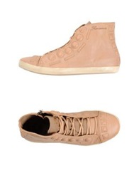 Fornarina High Tops And Trainers Skin Color