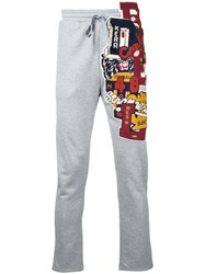 Doublet Tracksuit Trousers Grey
