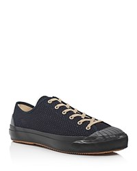 The Hill Side Indigo Shashiko New Low Sneakers