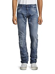 Prps Qwerty Slim Fit Faded Jeans Indigo