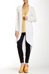 Romeo And Juliet Couture Long Cardigan Beige
